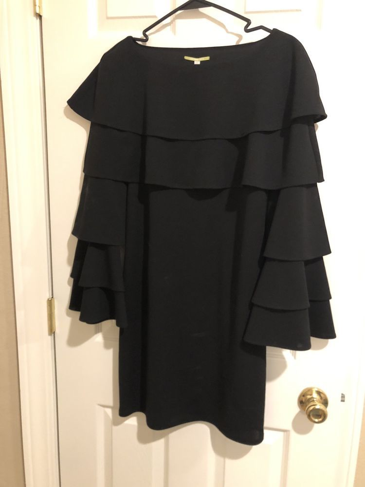 8e3a83c1dc5 Gianni Bini Womens Size Medium Black Dress  fashion  clothing  shoes   accessories  womensclothing  dresses (ebay link)