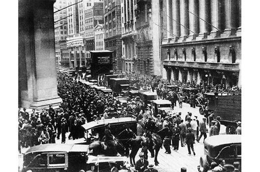 "#297 ""Black Tuesday"" (Le Jeudi noir) à Wall Street 1929 ..."