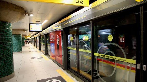 Metro stations: 4) San Paolo, Brazil. Foto: Friedemann Vogel/Getty Images Sport