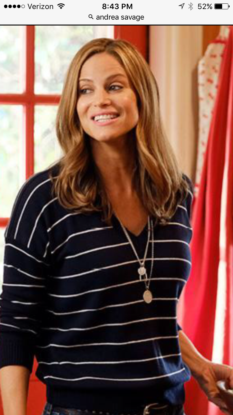 Andrea Savage I Love Basically Her Whole Wardrobe In Im Sorry