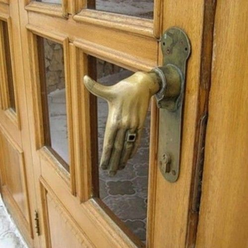 Unique entry door handle set Decorative Hardware Pinterest ...