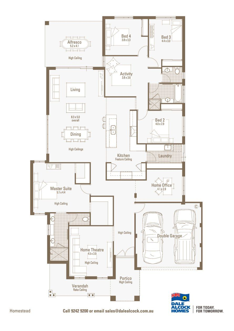 Do It Yourself Home Design: Home - House Plan Designs In 2019