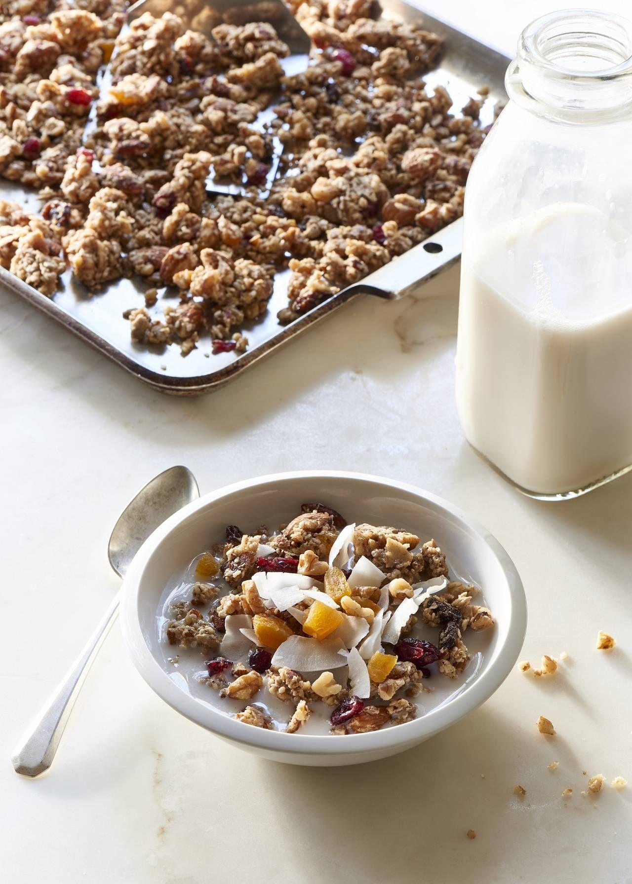 Grain free granola recipe grain free granola raw vegan and grain free granola raw breakfastbreakfast ideasvegan forumfinder Image collections