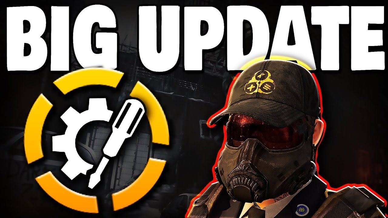 The Division 2 - NEW UPDATE BALANCING & PTS SERVER COMING