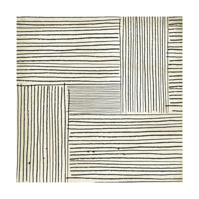 Sketchy Lines #01 - print lines on paper