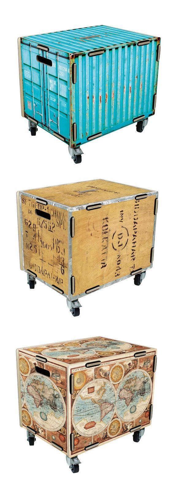 Pin Auf Holzkisten Wooden Boxes Mit Stecksystem