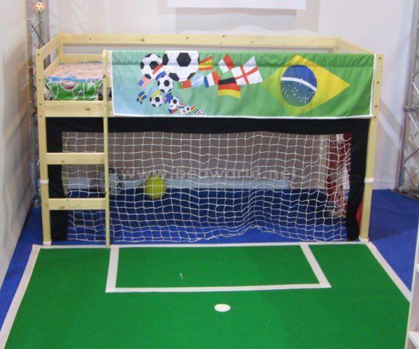 Voetbal Slaapkamer Accessoires : Kinderkamer specialist in kinderkamers en slaapkamers