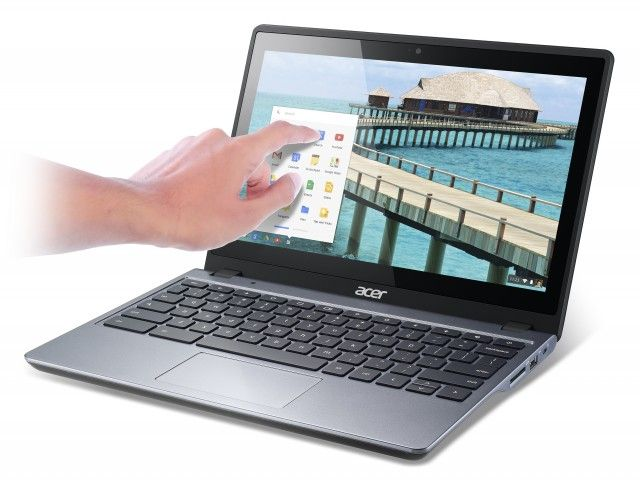 Acer's Haswell Chromebook gets a touchscreen upgrade, 299