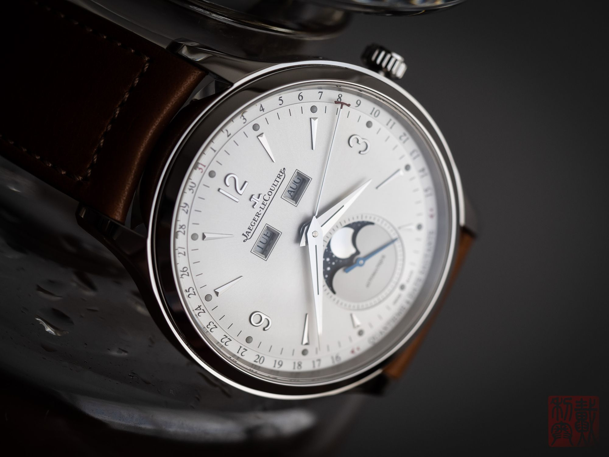 One afternoon with the The Master Control by Jaeger-LeCoultre