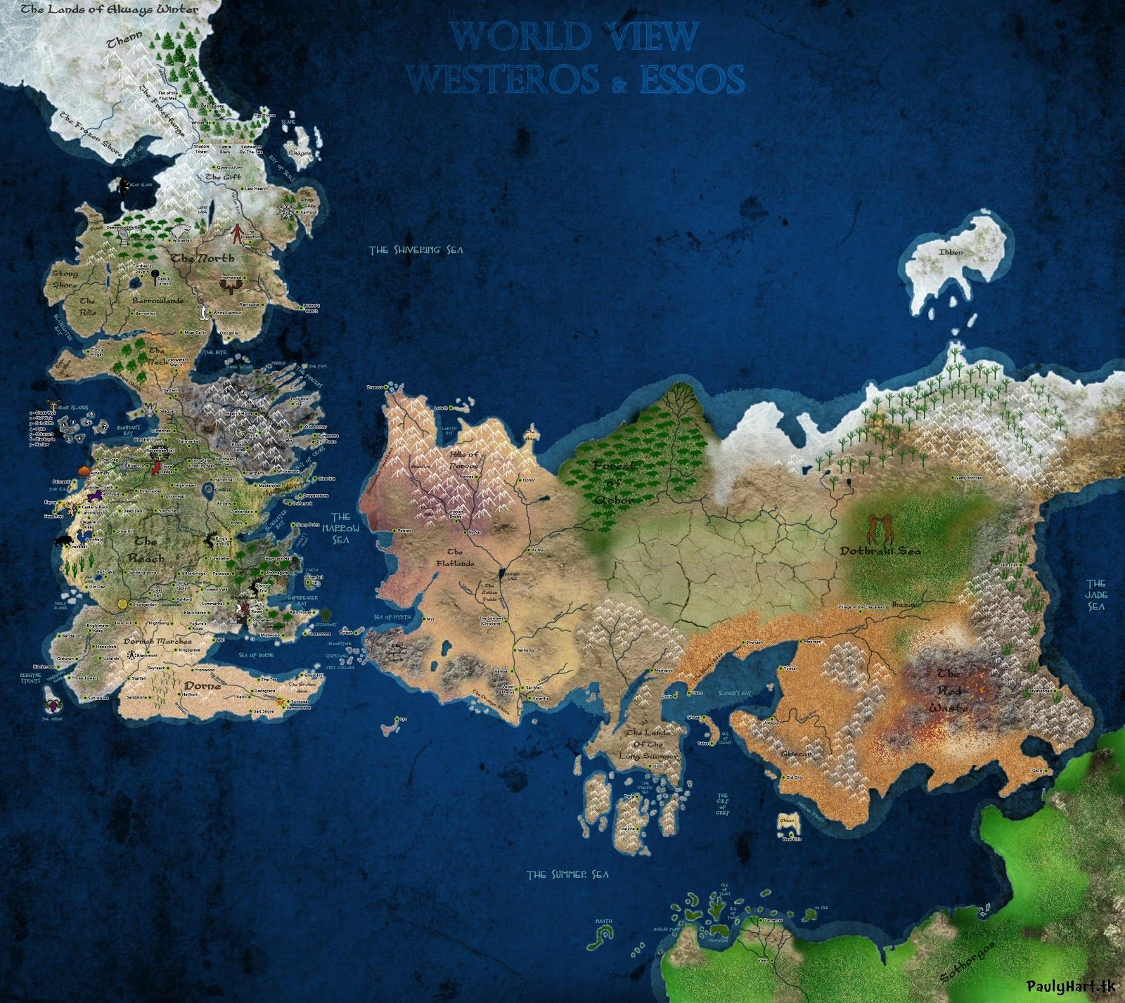 Game of thrones map hd wallpapers download free game of thrones map game of thrones world view westeros essos map fabric poster decor 62 gumiabroncs