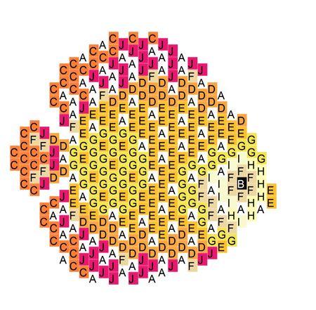 DIY Tissage brick stitch poisson en perle Miyuki Delicas par Coeur Citron