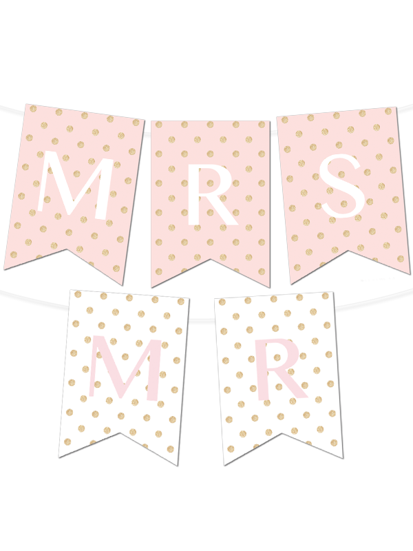 photo about Printable Banner Maker titled Glitter Polka Dot Banner (Inside of 6 shades) Printable Free of charge