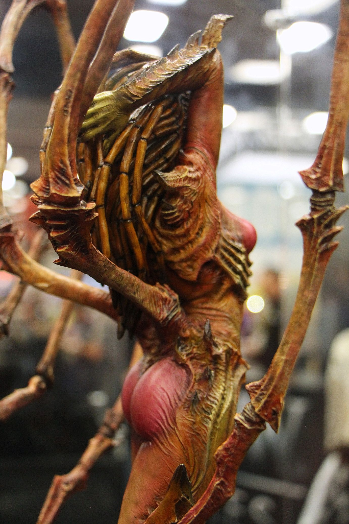 Starcraft Kerrigan Statue by Sideshow Collectibles 3 ...