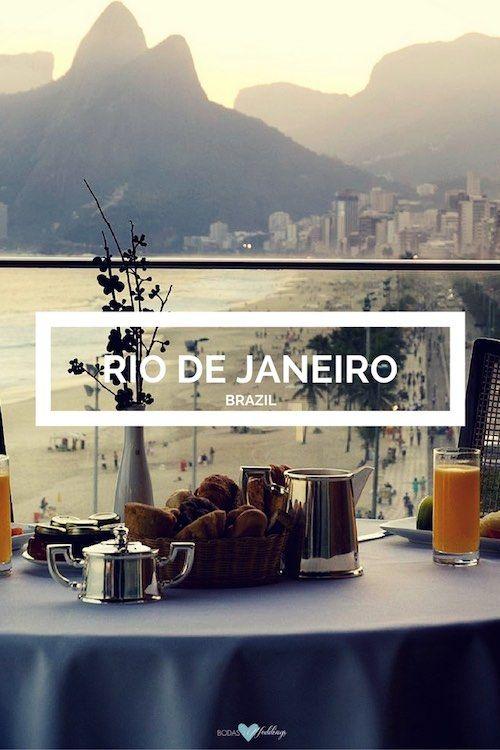 Luna De Miel En Río De Janeiro, La Capital Del Ritmo