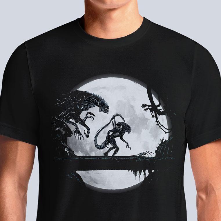 Alien Covenant T-Shirt Amazon Aliens T-Shirts Designs ...