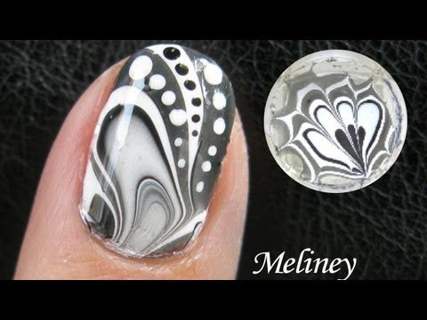 I Finally Made A Water Marble Tutorial It Has Been
