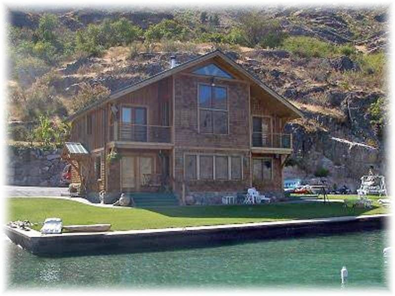 House vacation rental in chelan from vacation