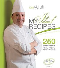 Chef Daniel Verati - My Ideal Recipes for Phase 1 #idealproteinrecipesphase1dinner