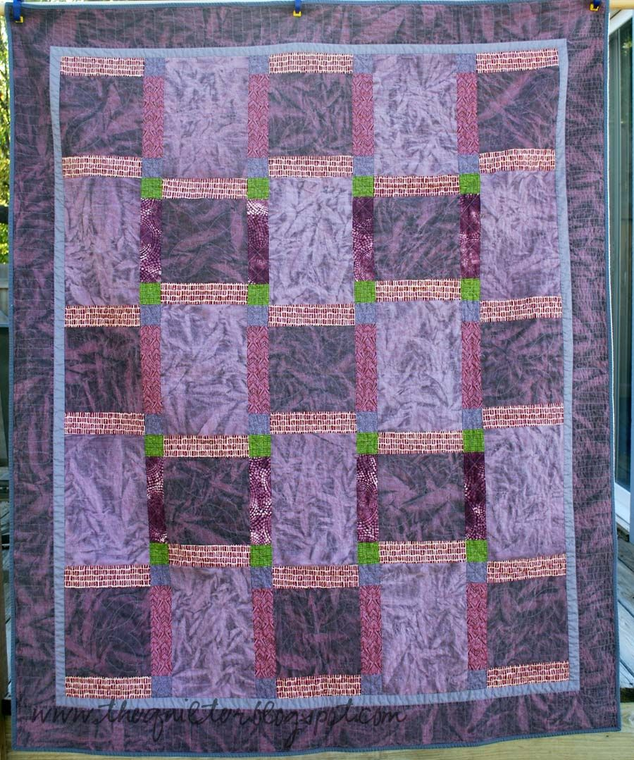 Safari iii quilt designed by janet houts for blank quilting