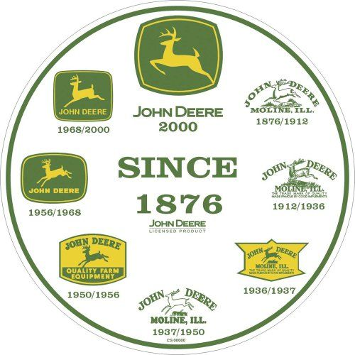 vintage john deere logo - Google Search | Great ideas for home ...