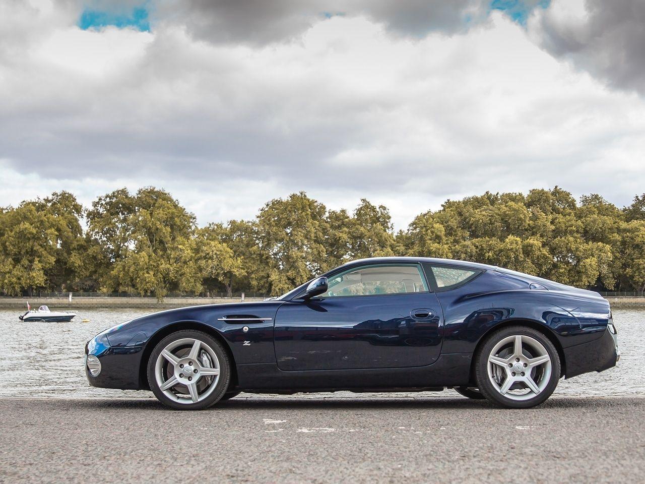 2004 Aston Martin Db7 Zagato 61 Of 99 Classic Driver Market Aston Martin For Sale Aston Martin Aston Martin Cars
