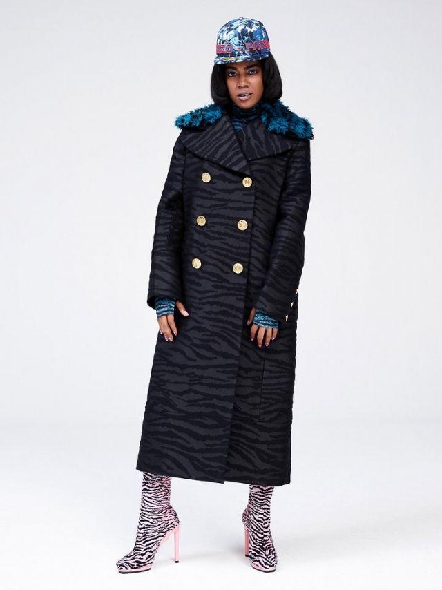 High fashion潮牌Kenzo與H&M的聯乘系列即將於本月中在紐約舉行時裝騷,開騷前夕,系列...