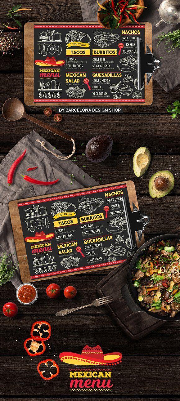 Mexican food menu template FREEBIE 100 Free Food Illustrations - free food menu template