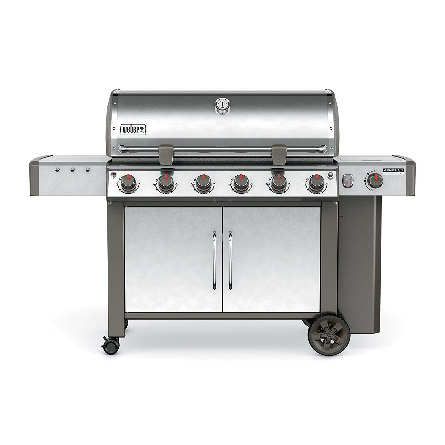 Weber 63004001 Genesis Ii Lx S 640 Liquid Propane Grill In Affordable Price At Grill Parts Hub Gs4 Grilling System Include Gas Grill Gas Bbq Natural Gas Grill