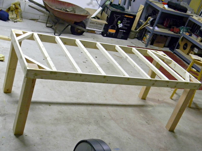 Build Farmhouse Table Plans Book DIY PDF woodworking plans