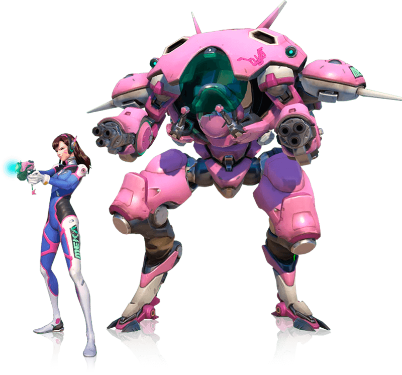 This Pro Gamer Turned Military Mech Pilot Has Made Herself A Household Name Overwatch Gaming Overwatch Overwatch Robot Dva Mech