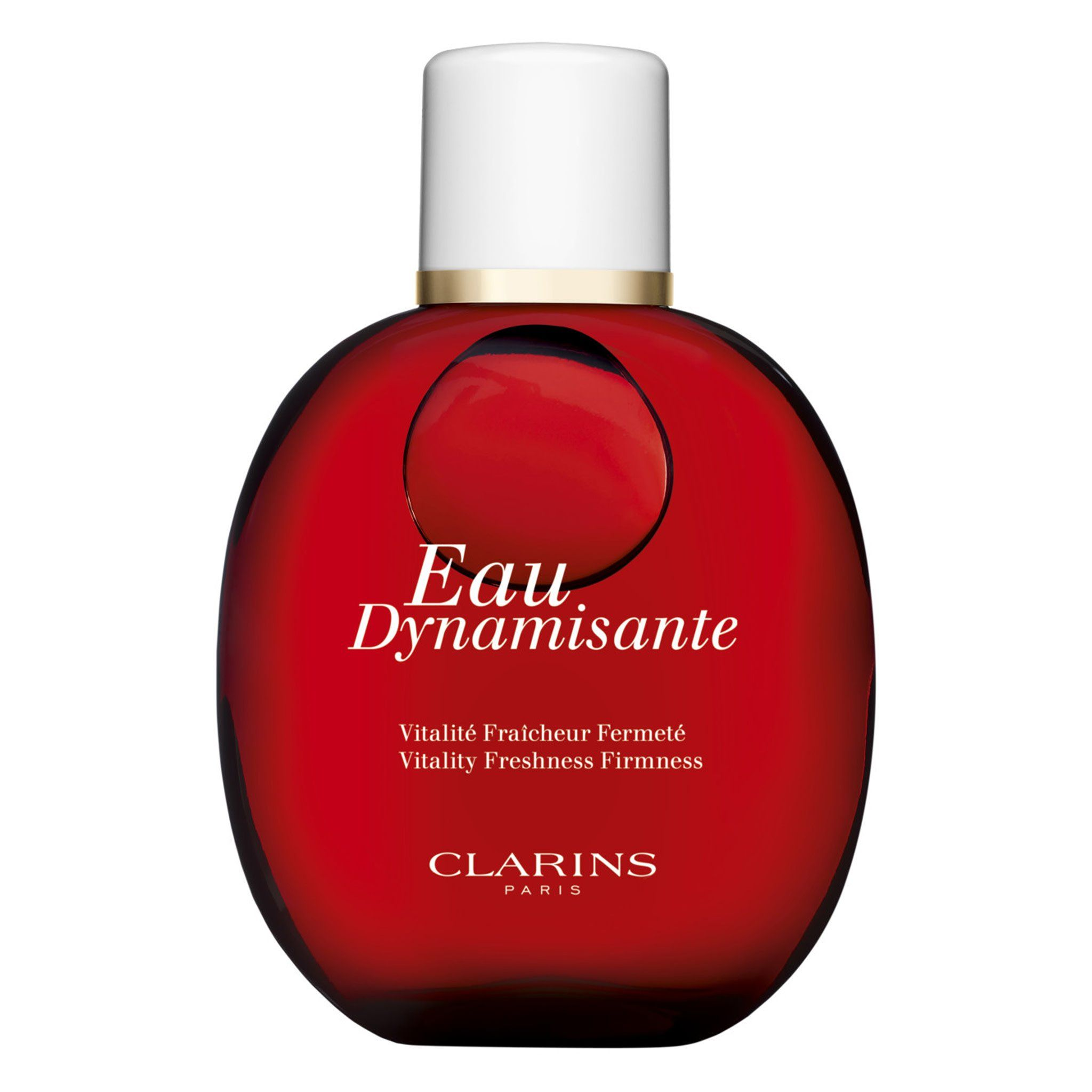 Eau de toilette combining a perfume with the treatment power of plants, hydrating, moisturizing, firming and toning skin.