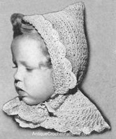 Patrón ganchillo capo del bebé - Patrón de capo del bebé del ...