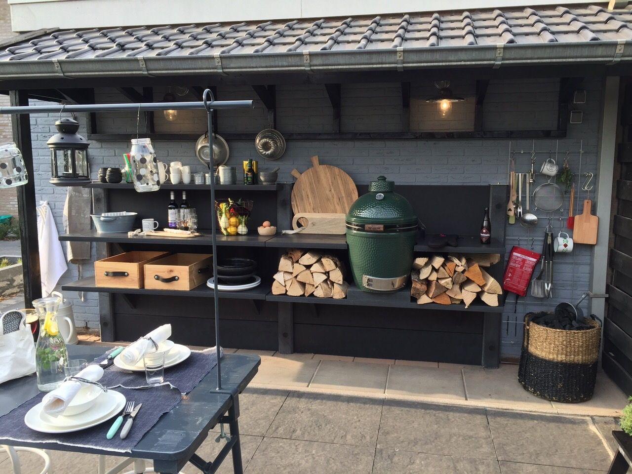 wwoo outdoor kitchen garden pinterest garten im freien outdoor k che. Black Bedroom Furniture Sets. Home Design Ideas