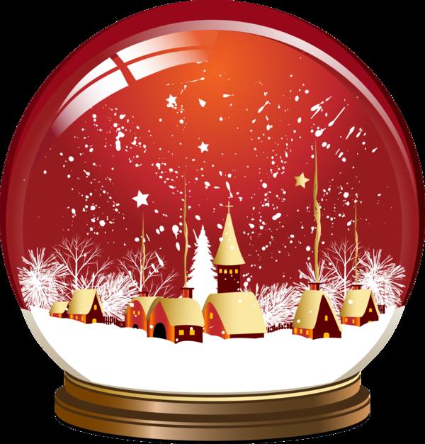 Snow Globes Christmas Christmas Tree Christmas Ornament