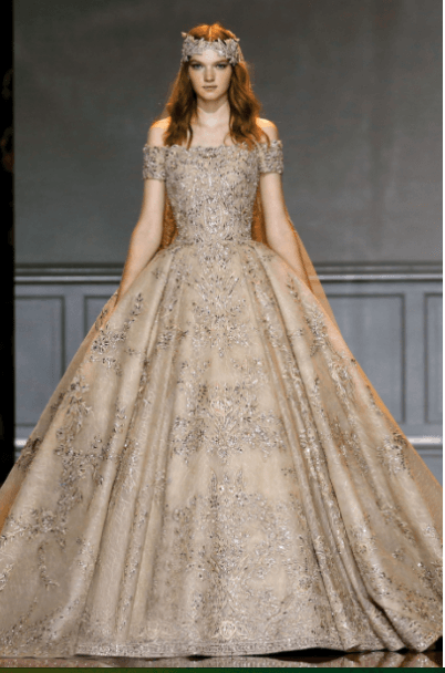 Gorgeous New Indian Reception Gown Styles For Indian Brides Bride