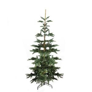 Northlight 9 Ft Layered Noble Fir Unlit Artificial Christmas Tree 32275056 The Home Depot Artificial Christmas Tree Noble Fir Christmas Tree Fir Christmas Tree