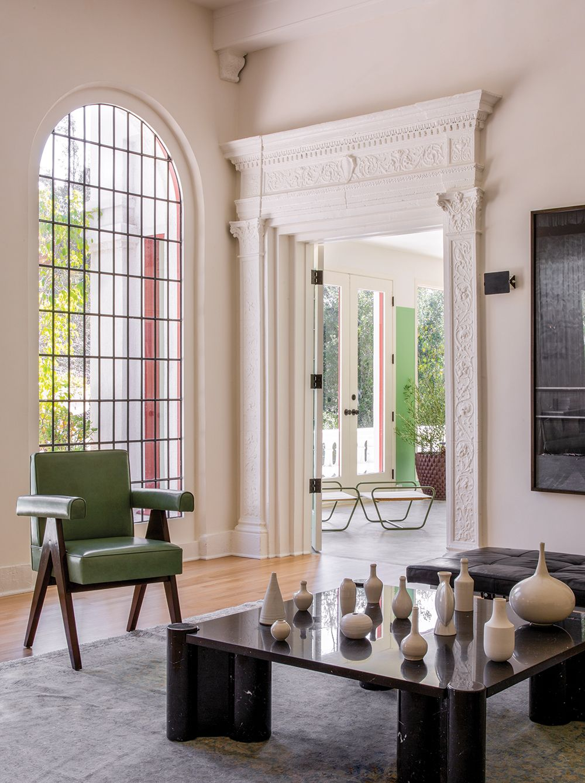 Inside Brigette Romanek S House Of Style Modern Furniture Decor