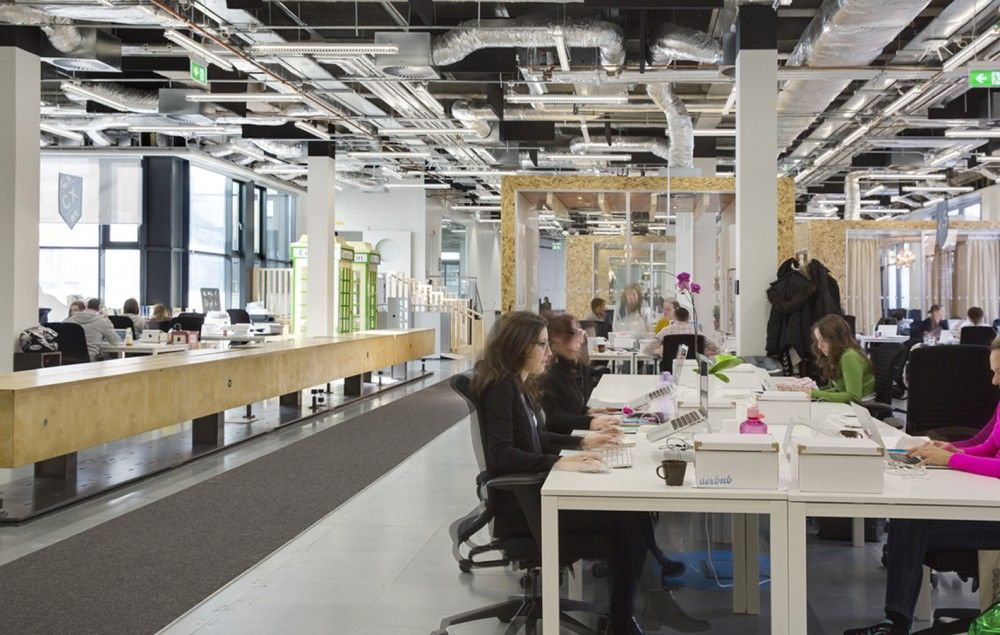 dublin architects and ea on pinterest airbnb london officesview project