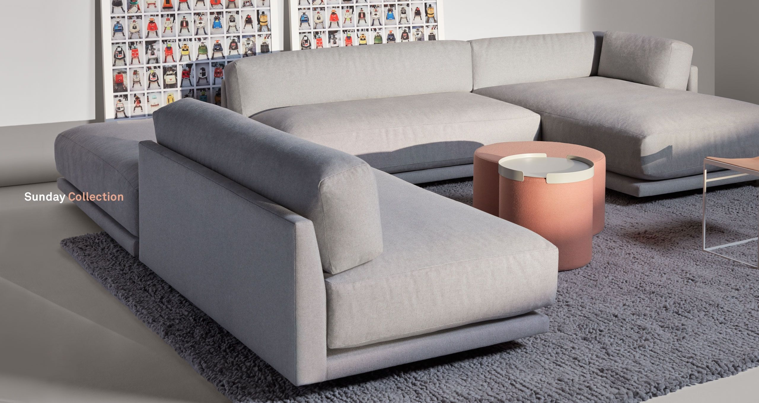 Sunday Collection By Blu Dot Blue Dot Furniture Contemporary Furniture Design Contemporary Modern Furniture