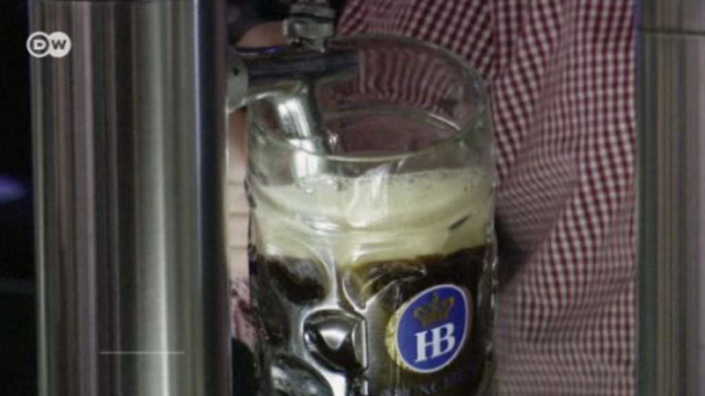 Deutsche Welle video about different German beers German