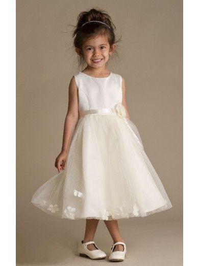 Girls a lineprincess ivory cream petals flower girl dress girls a lineprincess ivory cream petals flower girl dress flower girl dresses mightylinksfo