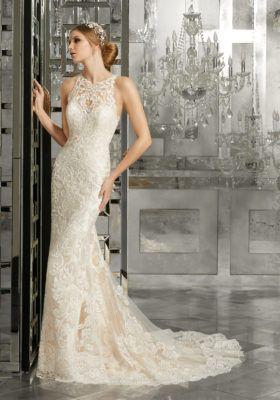 Morilee Madeline Gardner Style Number 8173 Mimi Wedding Dress