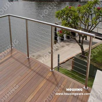 Cheap Cable Railing For Decks, Find Cable Railing For Decks Deals On Line  At Alibaba.com. Cable RailingDeck RailingsDeckingStainless SteelImage ...