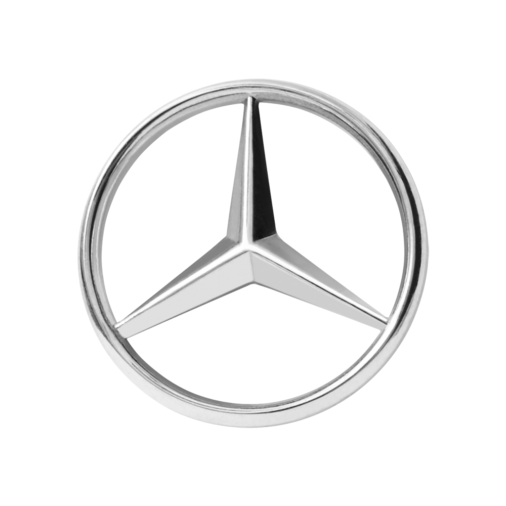 mercedes benz logos and the front on pinterest