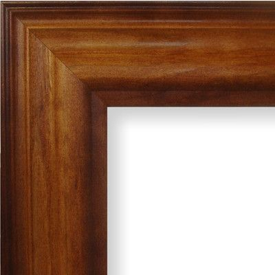 Loon Peak Real Wood Distressed Picture Frame / Poster Frame Size: 19 ...