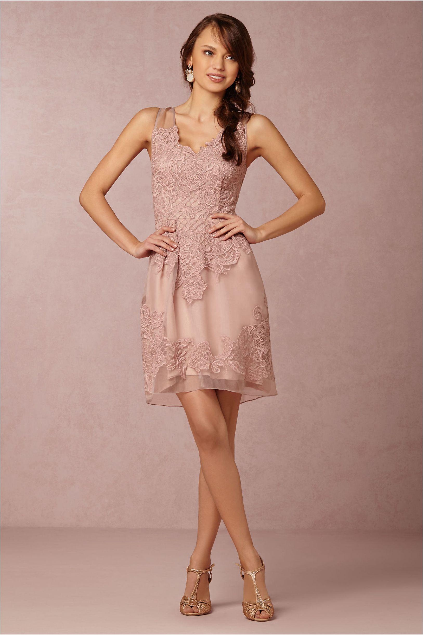 Short A-line Bridesmaid Dress | Wedding Day | Pinterest | Matrimonio ...