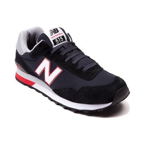 all red new balance journeys