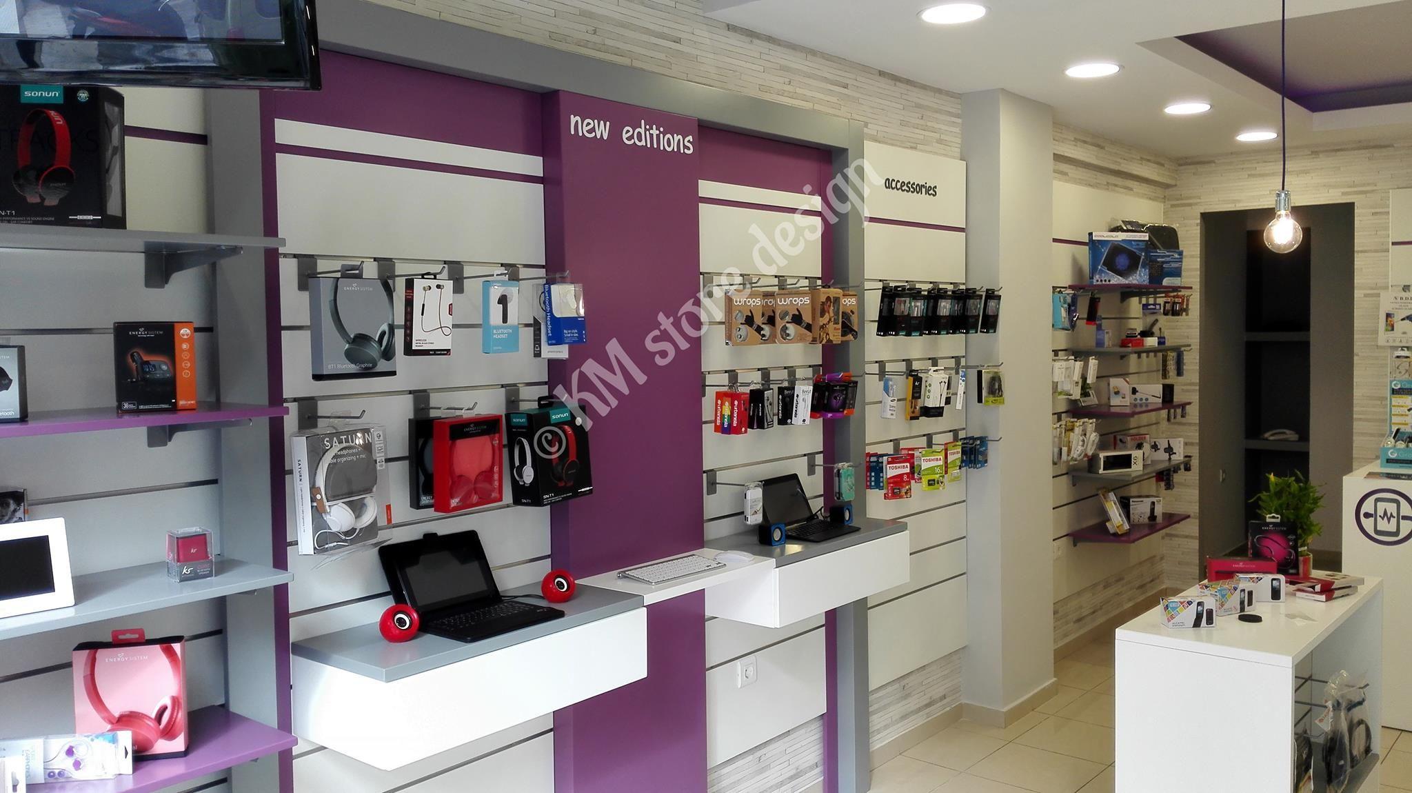 93ba2e57755 Η KM store design υλοποίησε επιτυχώς τον σχεδιασμό, τον εξοπλισμό καθώς και  την επίπλωση καταστήματος