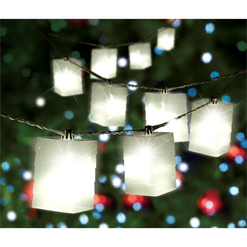 Arlec 20 Light LED Japanese Style Lanterns I/N 4350605