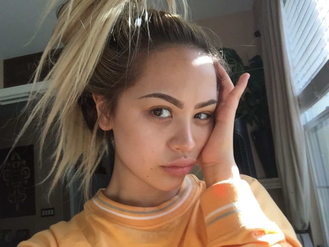 Tumblr Beaut Without Makeup Maria Bethany